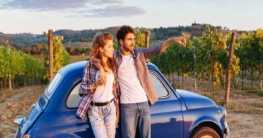 Mit dem Auto die Toskana erleben