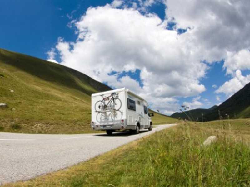 Caravan & Camping in der Toskana
