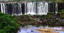 Iguazu Wasserfaelle