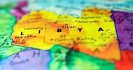 Lybien Karte
