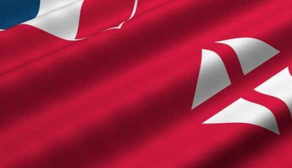 Flagge von Wallis